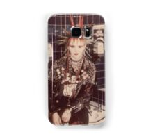 lovely PUNK GIRL (Kerry) Samsung Galaxy Case/Skin
