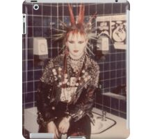 lovely PUNK GIRL (Kerry) iPad Case/Skin