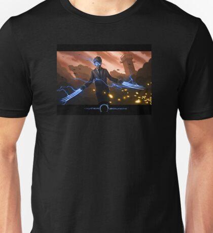 OB2 - Doberman Unisex T-Shirt