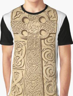 Celtic cross Graphic T-Shirt