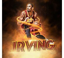 Speed Ball Kyrie Photographic Print