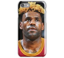 Curly Hair Bronx2 iPhone Case/Skin