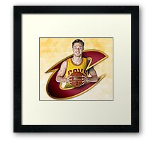 Young Dangerous Delly Framed Print