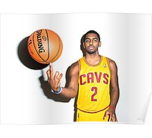 Funny Face Kyrie Poster