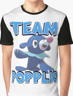 Team Popplio ! Graphic T-Shirt