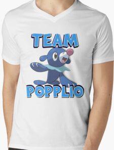 Team Popplio ! Mens V-Neck T-Shirt