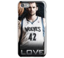 Love me or hate me iPhone Case/Skin