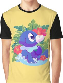 Popplio Graphic T-Shirt