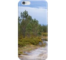 Idyllic landscape in Miraz iPhone Case/Skin