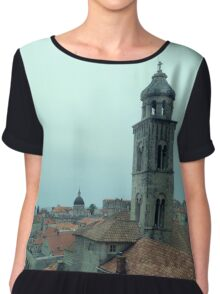 the old city Chiffon Top