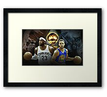 The Last Man Standing Championship Framed Print