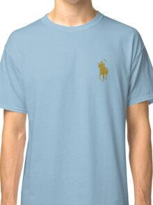 yellow grim reaper polo Classic T-Shirt