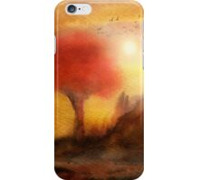 Calling The Sun XIII iPhone Case/Skin