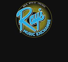 Ray's Music Exchange - Blue Variant Unisex T-Shirt
