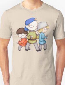 Three Ninjas Unisex T-Shirt