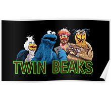 Twin Beaks Poster