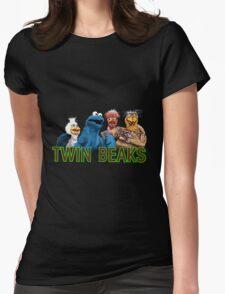 Twin Beaks Womens T-Shirt