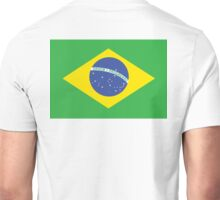 BRAZIL, BRAZILIAN FLAG, FLAG OF BRAZIL, PURE & SIMPLE, Brazil, Football, Olympics, Sport Unisex T-Shirt