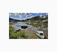 Cornwall: Low Tide at Lerryn Unisex T-Shirt