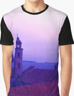 purple tones Graphic T-Shirt