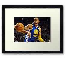 Basketball Parody Framed Print