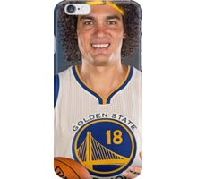 Brazilian Basketball Player iPhone Case/Skin