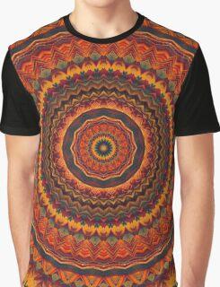 Mandala 002 Graphic T-Shirt