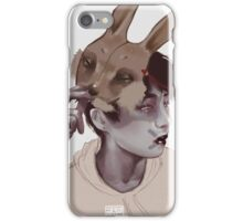 Rabbit Mask iPhone Case/Skin