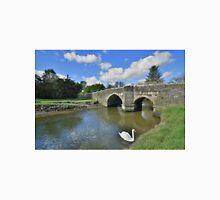 Cornwall: The Bridge at Lerryn Unisex T-Shirt