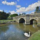 Cornwall: The Bridge at Lerryn by Rob Parsons
