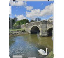 Cornwall: The Bridge at Lerryn iPad Case/Skin