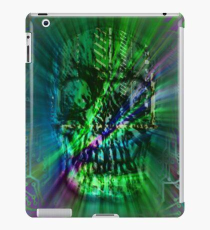 Spectrum Skull iPad Case/Skin