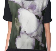 Purple Passions Chiffon Top