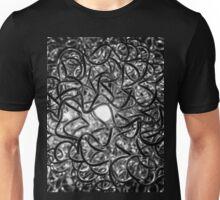 Nest Of Light black and white Unisex T-Shirt