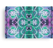 Graffiti Doodles Canvas Print