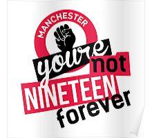 Not Nineteen Forever Poster