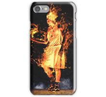 On Fire Curry iPhone Case/Skin