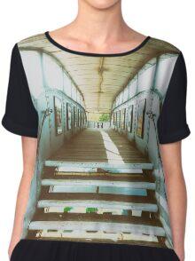 Footbridge Chiffon Top
