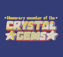 Crystal Gems by Jordan Bender