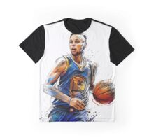 Stephen Curry Injury 2016 Graphic T-Shirt