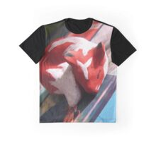 Sleeping Fox Graphic T-Shirt