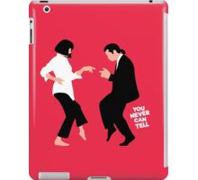 You Never Can Tell iPad Case/Skin