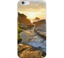 Cornwall: Rushing to the Sun iPhone Case/Skin