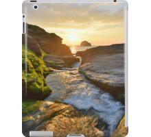 Cornwall: Rushing to the Sun iPad Case/Skin