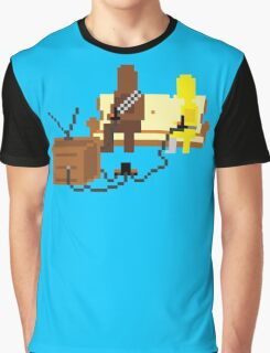 Let the Wookie Win Graphic T-Shirt