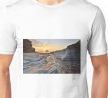 Cornwall: Lighting up the Rocks Unisex T-Shirt