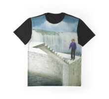 Unstairs Graphic T-Shirt