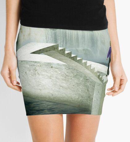 Unstairs Mini Skirt
