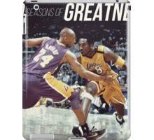 20 years of Greatness iPad Case/Skin