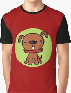 One little dog Graphic T-Shirt
